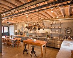 Kitchen industrial-kitchen