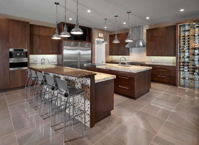 Kitchen Contemporary Kitchen Edmonton By Boss Design Ltd