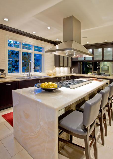 Kitchen/Breakfast Room contemporary-kitchen