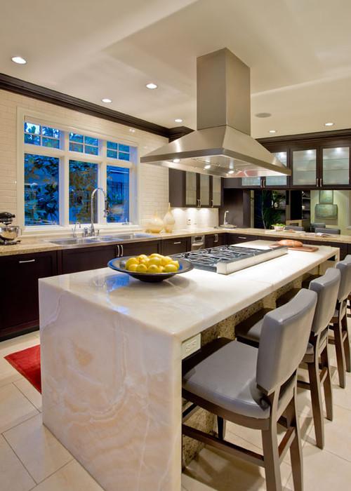 Kitchen/Breakfast Room contemporary kitchen