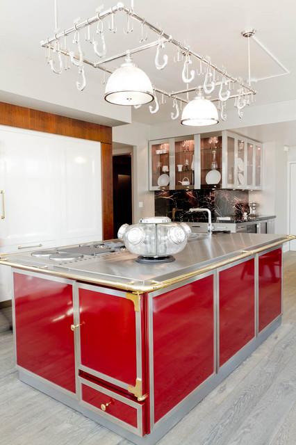 Kitchen/Breakfast Room: Robert Schwartz And Karen Williams For St Charles  Contemporary Kitchen