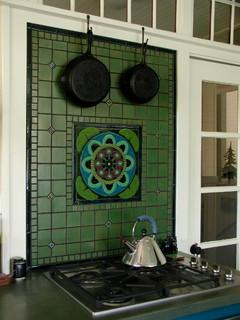 Kitchen Brockermanhale Eclectic Kitchen Seattle By