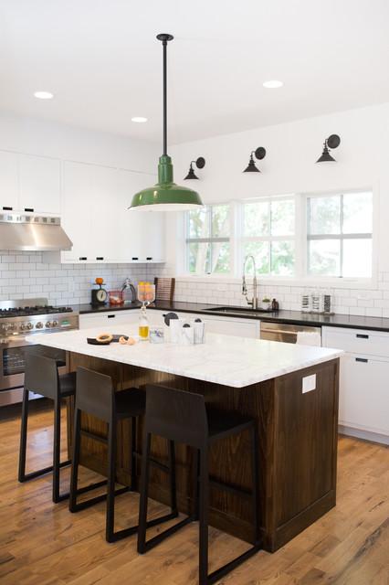 kitchen landhausstil k che minneapolis von. Black Bedroom Furniture Sets. Home Design Ideas