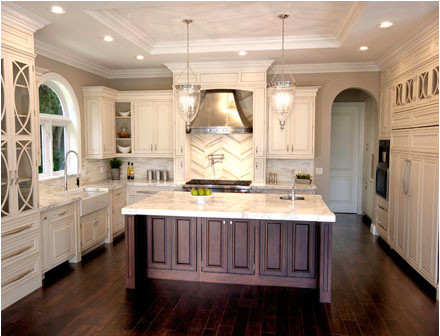 Kitchen By Crystal Cabinets Traditional Kitchen