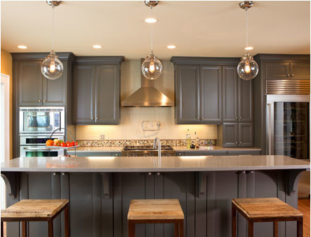 kitchencrystal cabinets - traditional - kitchen - phoenix -