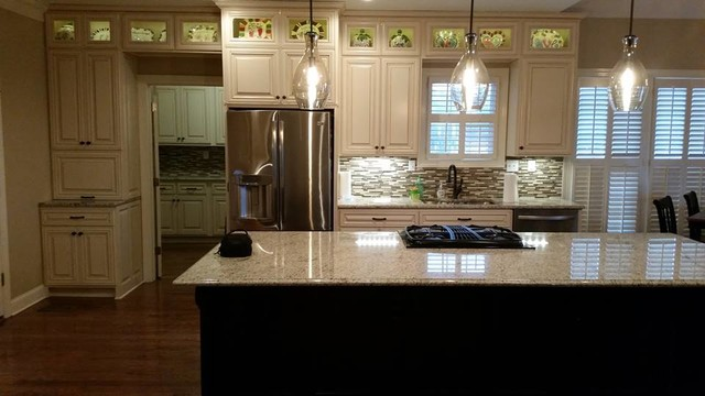Kitchen By Customer Woodworkers Plus Llc Rainbow City