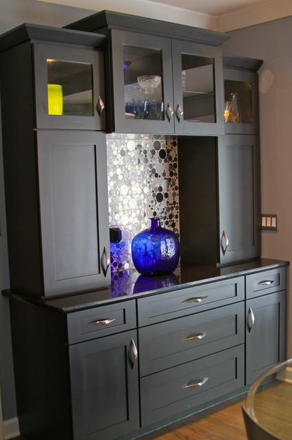 Kitchen by Designer, Sue McCann contemporary-kitchen
