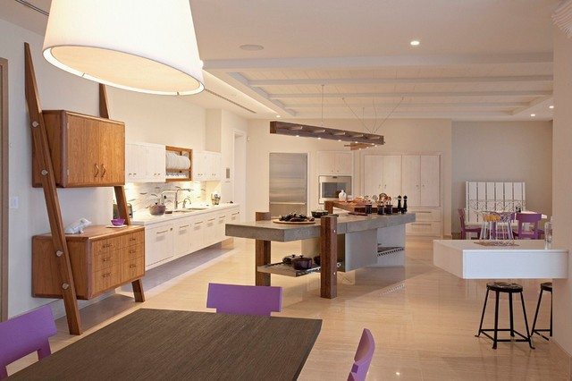 Kitchen By Johnny Grey Contemporary Kitchen London By The Society Of British