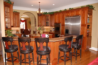 Kitchen by napier signature homes traditional kitchen Richmond signature homes