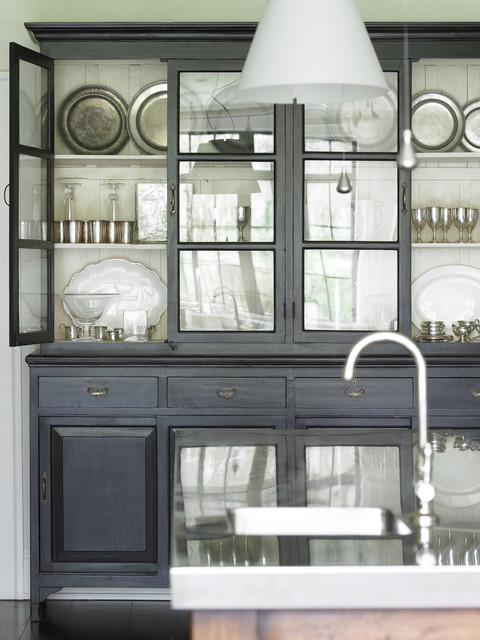 Kitchen Cabinet transitional-kitchen