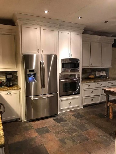 Kitchen Cabinet Diy Dixie Belle Paint Company Shabby Chic Style Kitchen Tampa By Dixie Belle Paint Company Houzz Uk