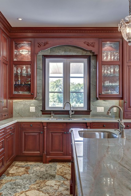 Kitchen cabinet inserts  Traditional  Kitchen  toronto  by Casa