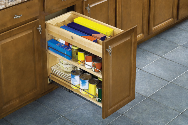Kitchen Cabinet Organization Solutions Traditional Kitchen Other