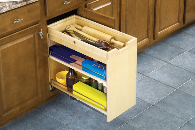 kitchen cabinet organization solutions traditional