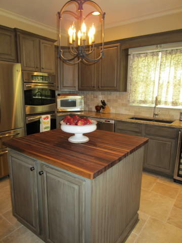 Http Www Houzz Com Photos 3715478 Kitchen Cabinet Redo Traditional Kitchen Other Metro