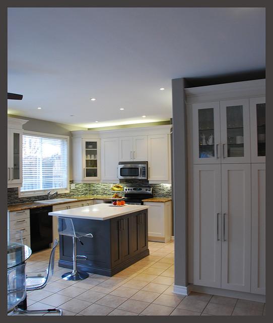 Kitchen Cabinet Refacing - Modern - Kitchen - toronto - by LA KASA DESIGN
