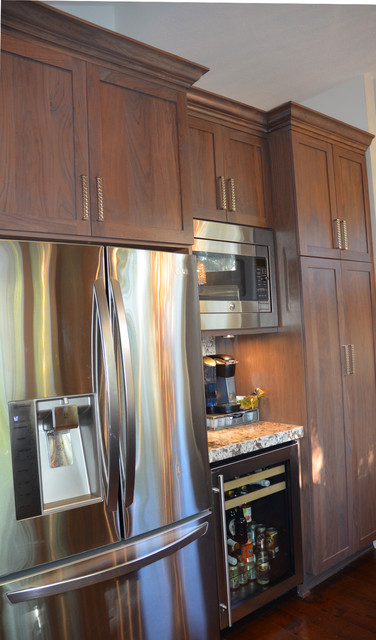 Kitchen cabinet refinishing - Modern kitchen cabinets orange county ...