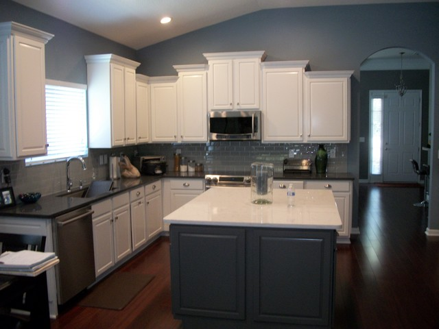 Kitchen Cabinet Refinishing - Jacksonville, Fl ...