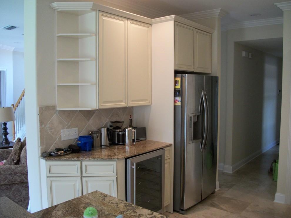 Kitchen Cabinet Refinishing - Jacksonville, Fl ...