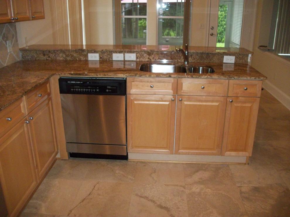 Kitchen Cabinet Refinishing - Jacksonville, Fl. - Modern ...
