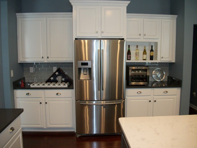 Of kitchen cabinet refacing jacksonville fl picture ideas with kitchen