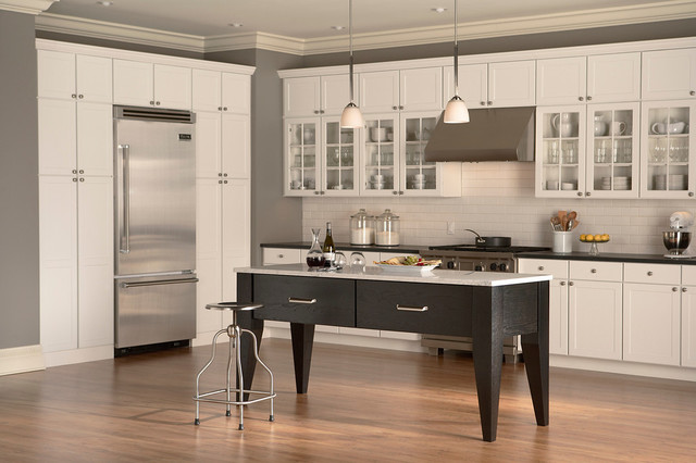 Kitchen Cabinetry Contemporary New York By Cabinets Direct Usa