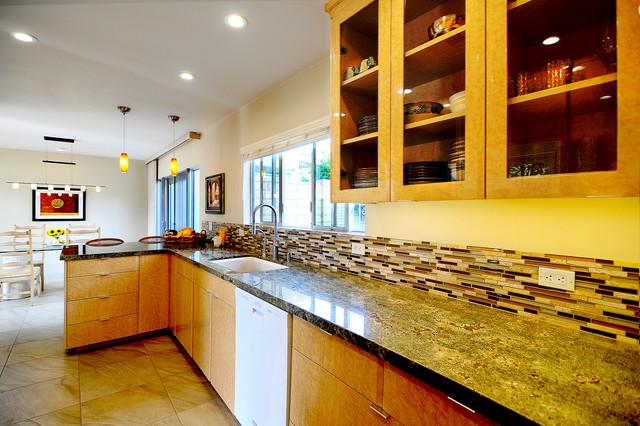 Kitchen cabinets contemporary kitchen los angeles for Contemporary kitchen cabinets los angeles
