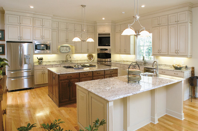 Kitchen Cabinets & Cabinetry - Monarch Builders ...