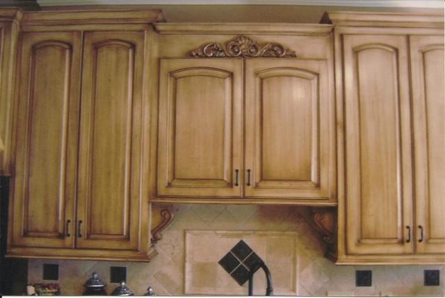 Kitchen Cabinets Before & After - Kitchen - Dallas - by Glen ...