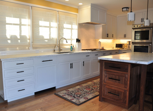 Kitchen cabinets contemporary kitchen san francisco by camber