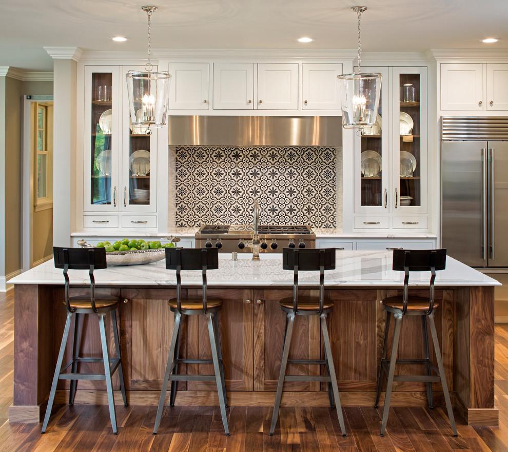 Kitchen Cabinets - Transitional - Kitchen - Minneapolis ...