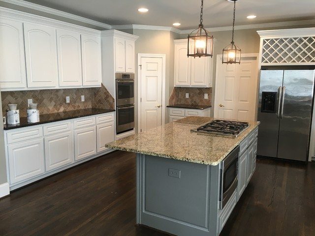 Faux Finishes For Kitchen Cabinets Creative Cabinets And