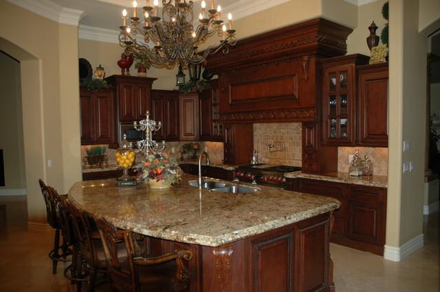Kitchen Cabinets - Traditional - Kitchen - phoenix - by Fieldstone