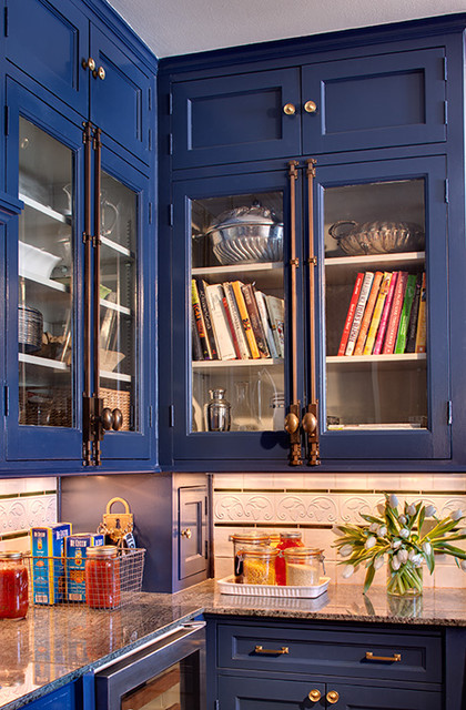 Kitchen Cabinets Eclectic