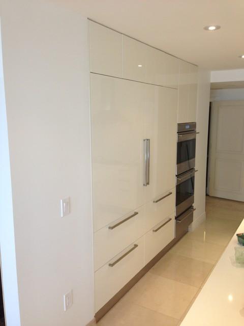 Kitchen cabinets modern-kitchen