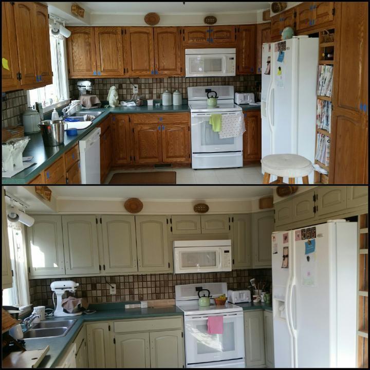 Kitchen Cabinets, Pittston, ME - Traditional - Kitchen ...