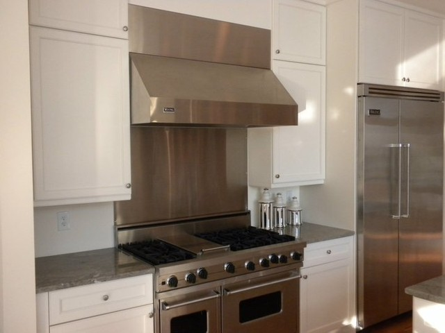 kitchen cabinets refinish contemporary kitchen new york by