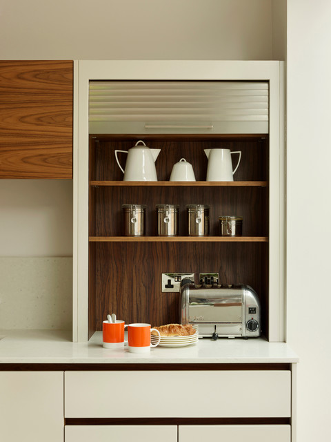 Kitchen cabinets - Contemporary - Kitchen - London - by Roundhouse
