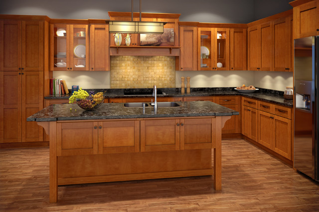 Kitchen cabinets show room kitchen los angeles by for Show me kitchen cabinets