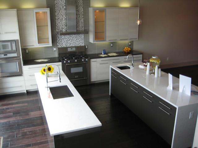 Kitchen: Cambria Torquay - Contemporary - Kitchen - new ...