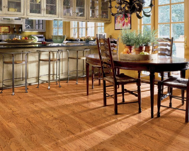 Kitchen traditional kitchen chicago by carpet one for Columbia flooring melbourne ar
