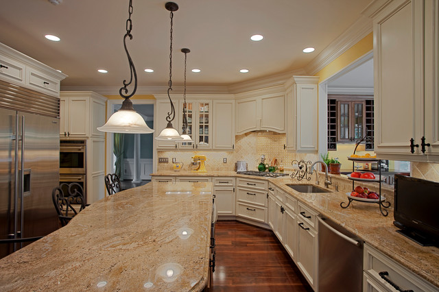 Kitchen - Traditional - Kitchen - dc metro - by Case Design/Remodeling, Inc.