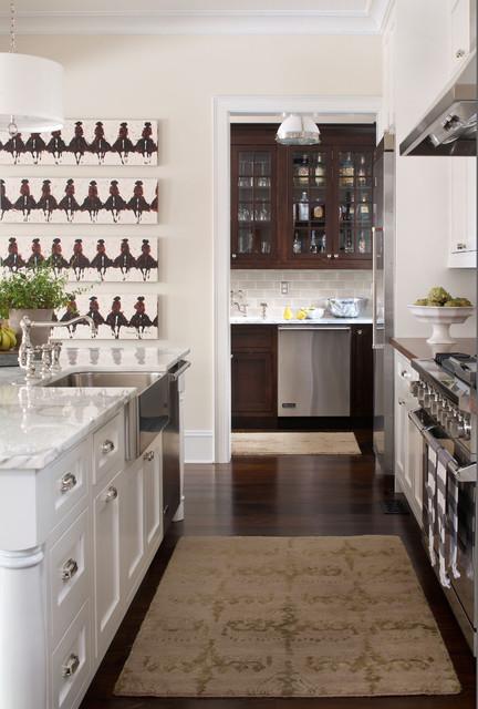 Kitchen Chalet Interiors Traditional Kitchen Denver