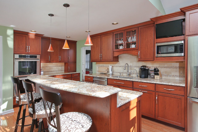 Kitchen Cherry Hill Nj Traditional Kitchen