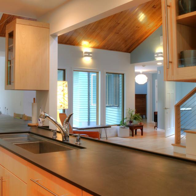 Kitchen Modern Kitchen Bridgeport By CK Architects