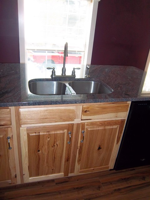Kitchen Classics Denver - Stone - Traditional - Kitchen - portland maine - by Lowe's of Auburn, ME