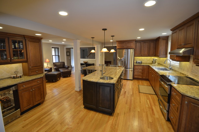 Kitchen Clifton Dr Simsbury Ct Traditional Kitchen