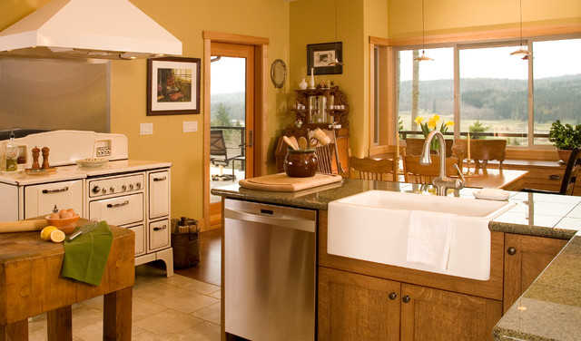 Kitchen Collection traditional-kitchen