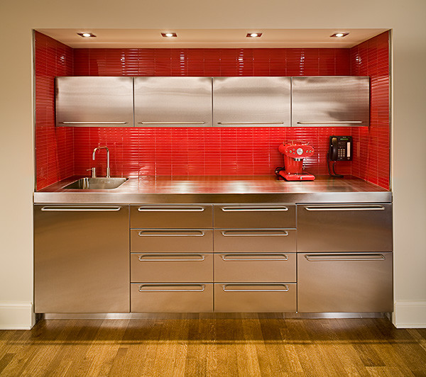 Conard Romano Architects  kitchen