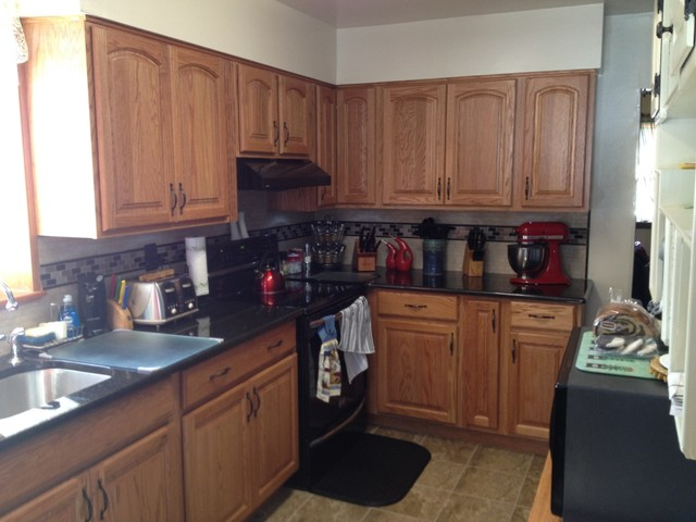 Kitchen concepts and before and afters traditional for Kitchen cabinets quakertown pa
